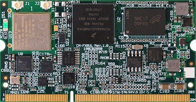 CL-SOM-iMX6Ul_System-on-Module