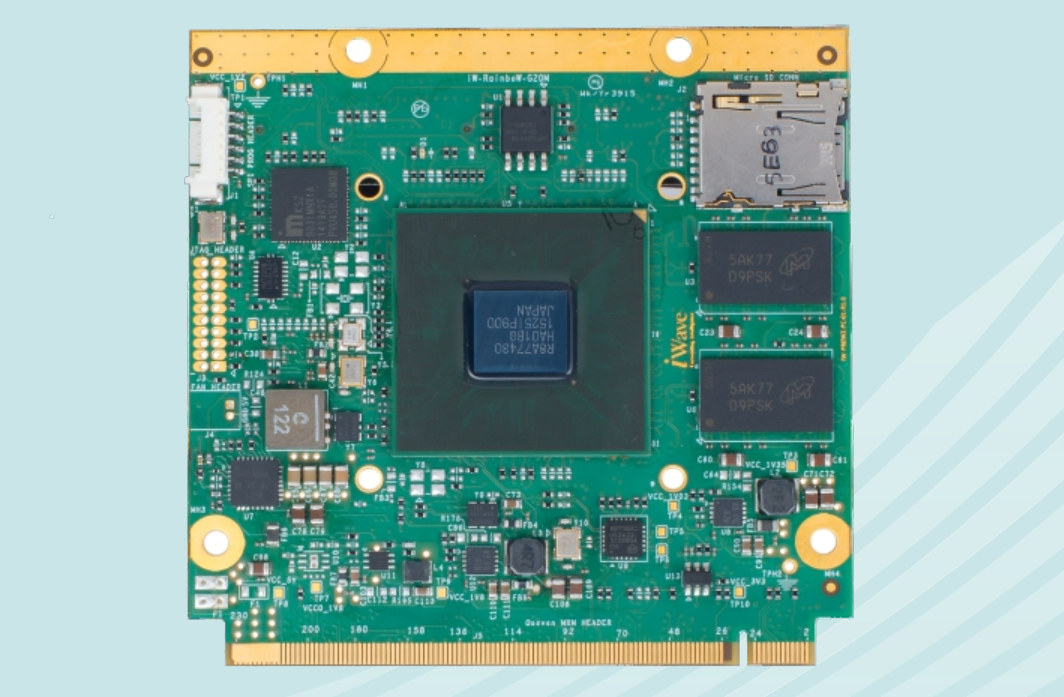Renesas_RZ-G1M_System-on-module