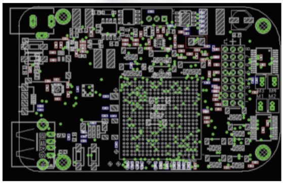 BeagleBone_Blue_PCB_Layout