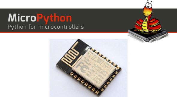 MicroPython_ESP8266