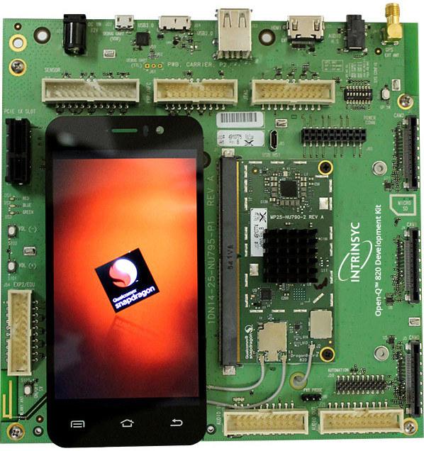 Open-Q_820_Cortex_A72_Development_Board