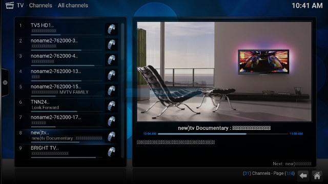 Kodi_Live_TV_channels