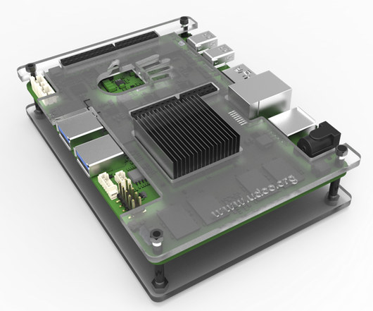 UDOO_x86_Enclosure_Heatsink