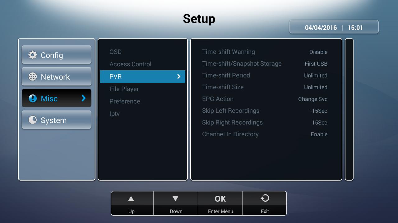 eOn_Center_Setup