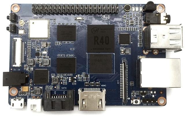 allwinner-r40-development-board