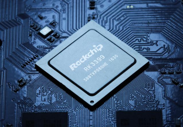 rockchip-rk3399