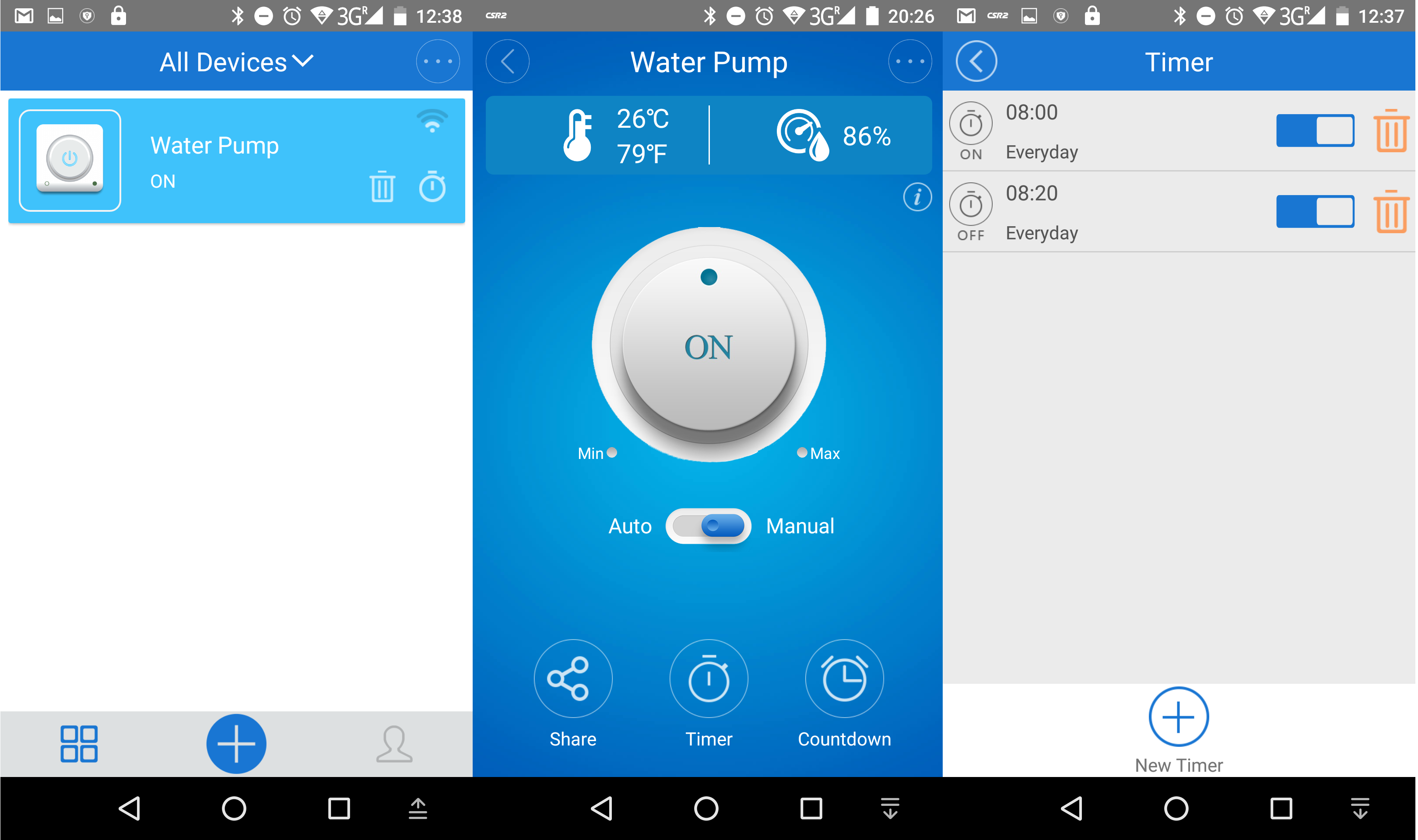 sonoff-th10-th16-android-app-control